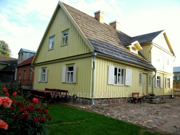 Apgyvendinimo ir maitinimo paslaugos Lietuvos liaudies buities muziejuje Rumšiškėse - 4