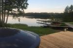 Sodyba Ežero namai. Yra kubilas ir pirtis - 5