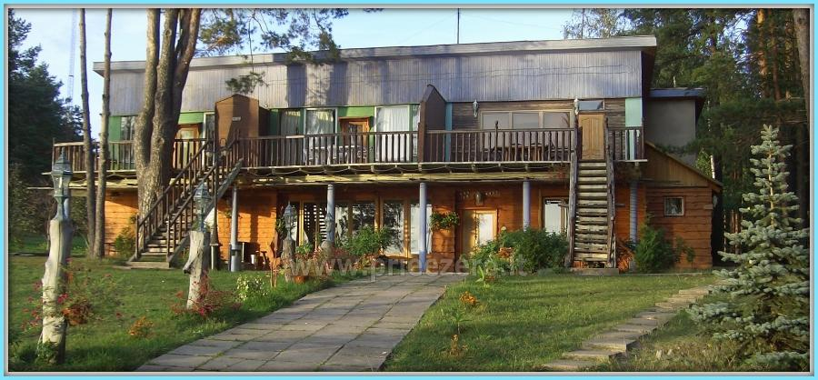 Apartamentai, kambariai, nameliai, kempingas Paežerės Papartis Molėtų rajone prie Bebrusų ežero - 2