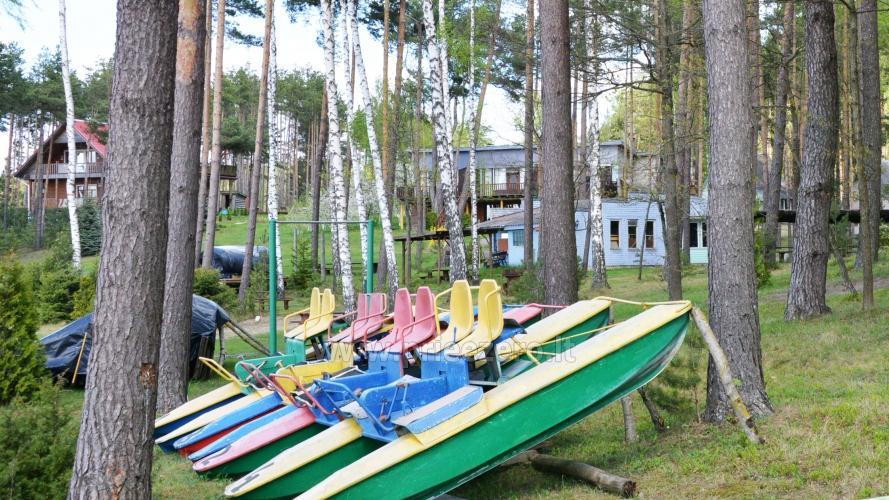 Apartamentai, kambariai, nameliai, kempingas Paežerės Papartis Molėtų rajone prie Bebrusų ežero - 76