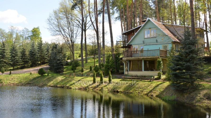 Apartamentai, kambariai, nameliai, kempingas Paežerės Papartis Molėtų rajone prie Bebrusų ežero - 81