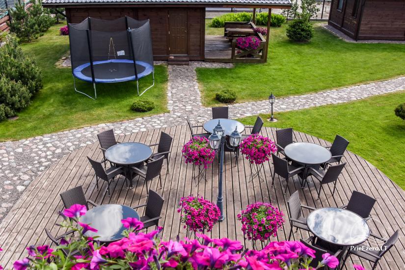 Kaimo turizmas pajūryje. Namelių, apartamentų nuoma sodyboje PAJŪRIO VINGIS - 10