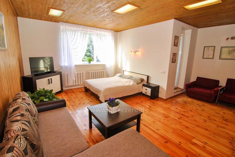 Erdvus 1 kamb. butas su balkonu ramioje vietoje, Druskininkų pušynėlyje - 1