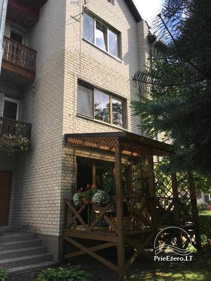 Poilsiui Druskininkuose nuomojamas erdvus 1 kambario butas - 11
