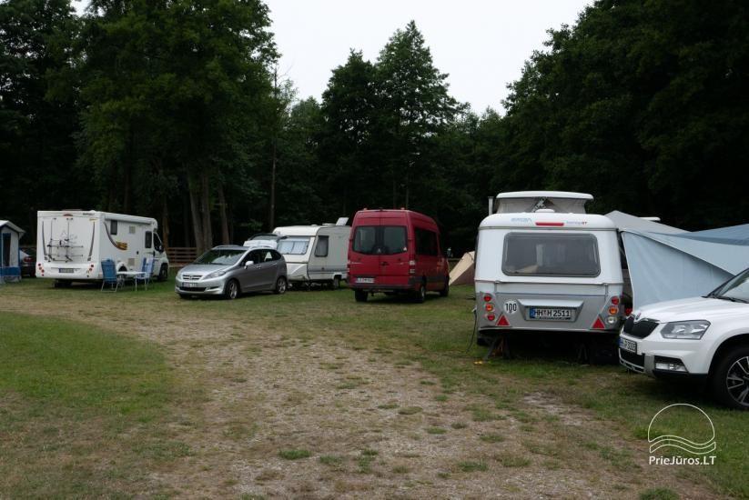 Turistinė stovyklavietė Klaiėdos rajone, Karklėje prie jūros Karklecamp - 8