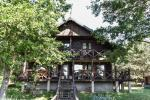 """Sodyba """"Kurėnų užeiga"""" ant ežero kranto Ukmergės r.: kambariai, nameliai, kavinė, plaustas - 9"""