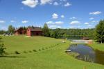 Sodyba ant ežero kranto Klykių kalnas: pirtis, sūpynės vaikams, žūklė