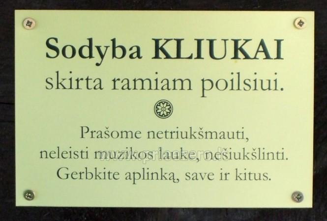 """Sodyba """"KLIUKAI"""" Molėtų rajone – rąstiniai nameliai šeimų poilsiui - 51"""
