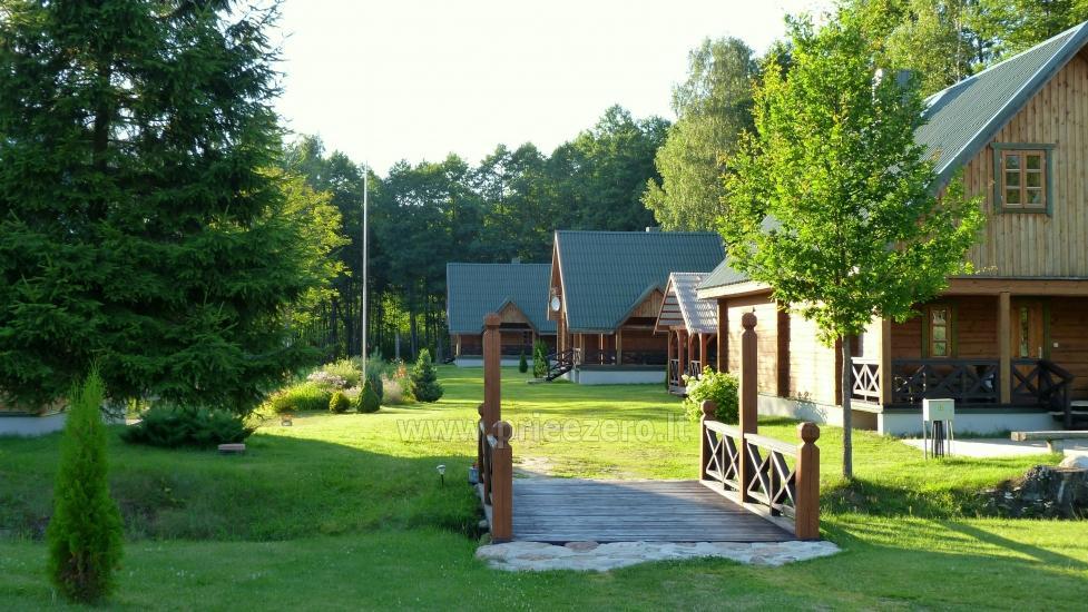 Sodyba Molėtų rajone prie Stirnės upės Stirnelės viensėdis - 2
