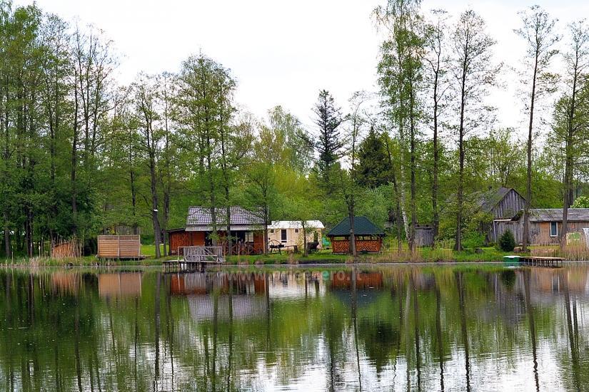 """""""Ilgio"""" ežero sodyba – poilsis ir karpių žūklė - 2"""