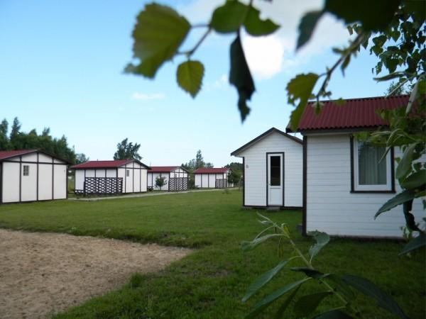 Namelių nuoma, kempingas Ventspilio rajone Vinkalni prie upės ir jūros - 2