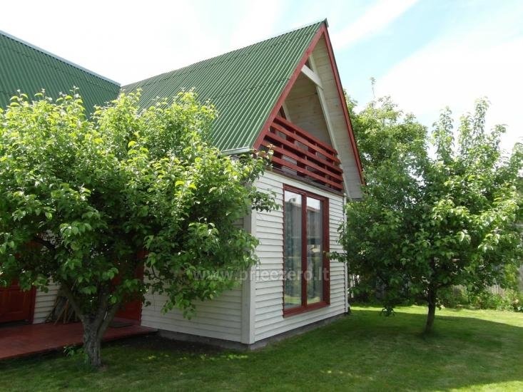 Privatus medinis namelis šeimai Druskininkų centre - 2