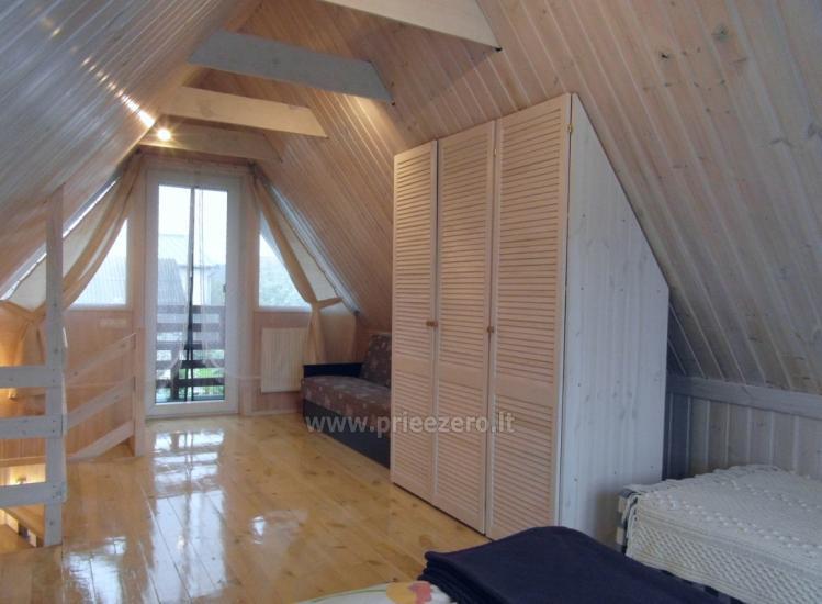 Privatus medinis namelis šeimai Druskininkų centre - 13