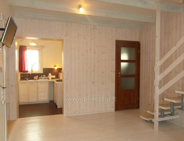 Privatus medinis namelis šeimai Druskininkų centre - 16