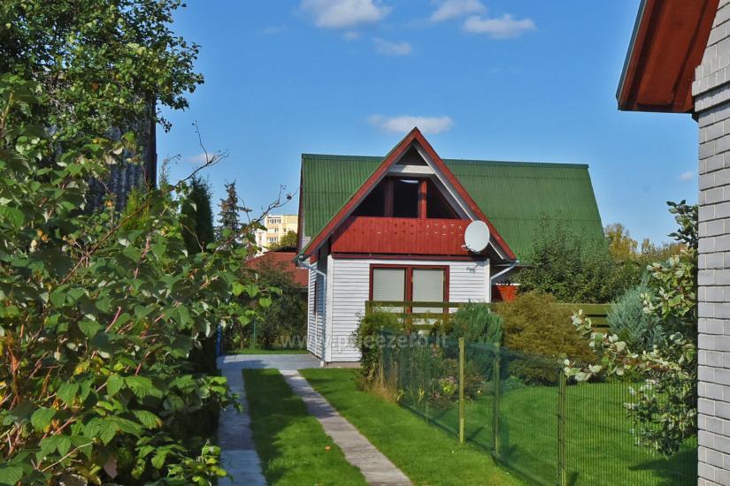 Privatus medinis namelis šeimai Druskininkų centre - 8