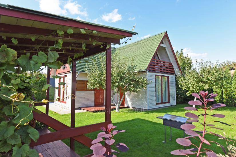 Privatus medinis namelis šeimai Druskininkų centre - 3