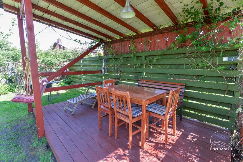 Privatus medinis namelis šeimai Druskininkų centre - 23