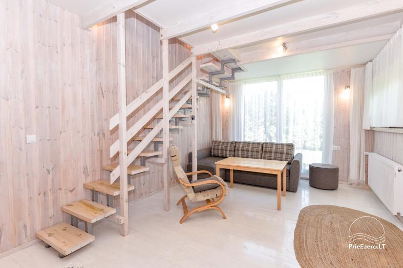 Privatus medinis namelis šeimai Druskininkų centre - 27