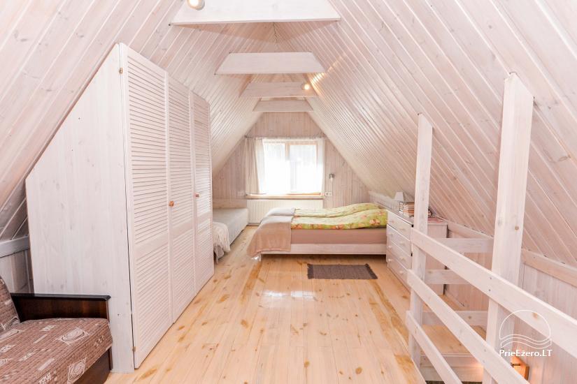 Privatus medinis namelis šeimai Druskininkų centre - 28