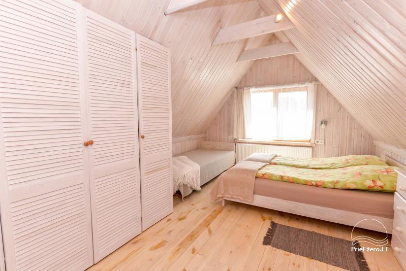 Privatus medinis namelis šeimai Druskininkų centre - 29