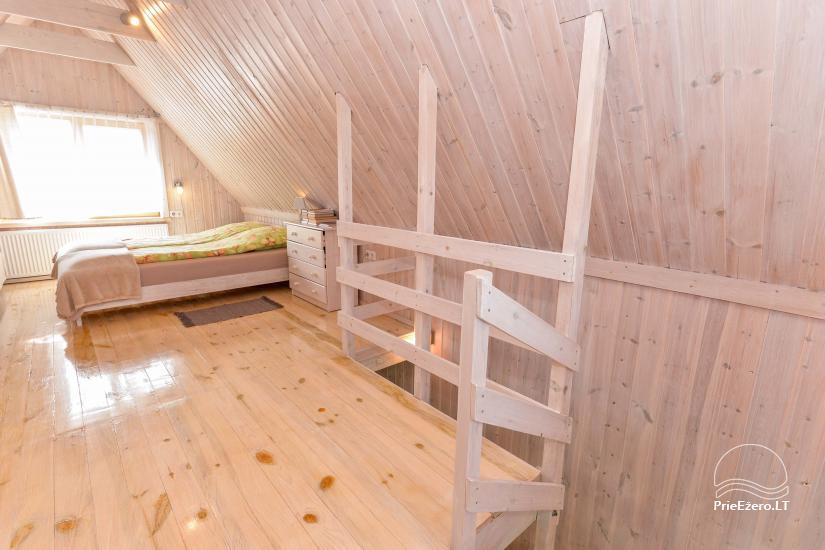 Privatus medinis namelis šeimai Druskininkų centre - 30
