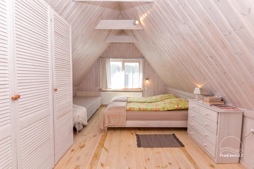 Privatus medinis namelis šeimai Druskininkų centre - 31