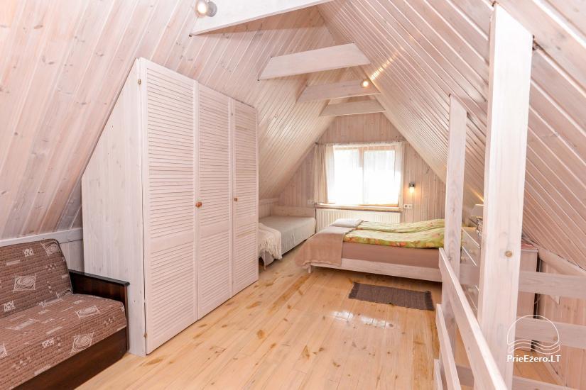 Privatus medinis namelis šeimai Druskininkų centre - 33