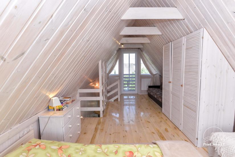 Privatus medinis namelis šeimai Druskininkų centre - 34