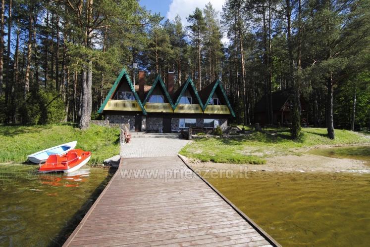 Sodyba Giedavardys'' ant Giedavardžio ežero kranto - 15 kilometrų nuo Druskininkų - 18