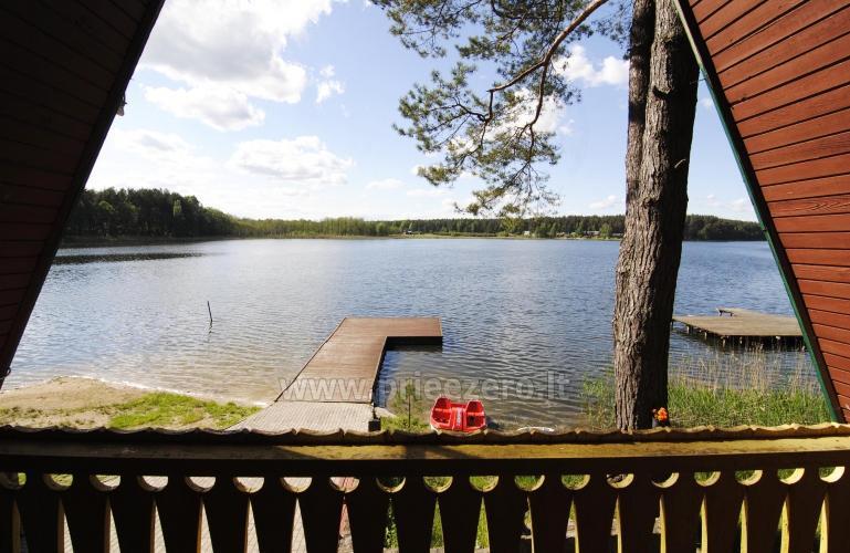 Sodyba Giedavardys'' ant Giedavardžio ežero kranto - 15 kilometrų nuo Druskininkų - 20