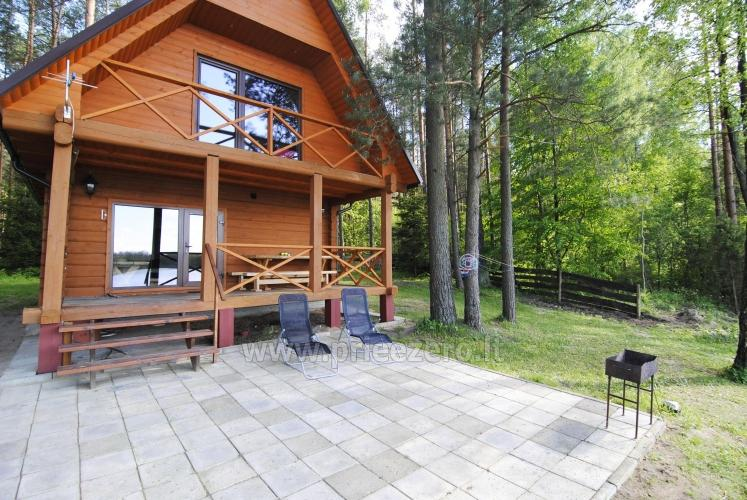 Sodyba Giedavardys'' ant Giedavardžio ežero kranto - 15 kilometrų nuo Druskininkų - 4