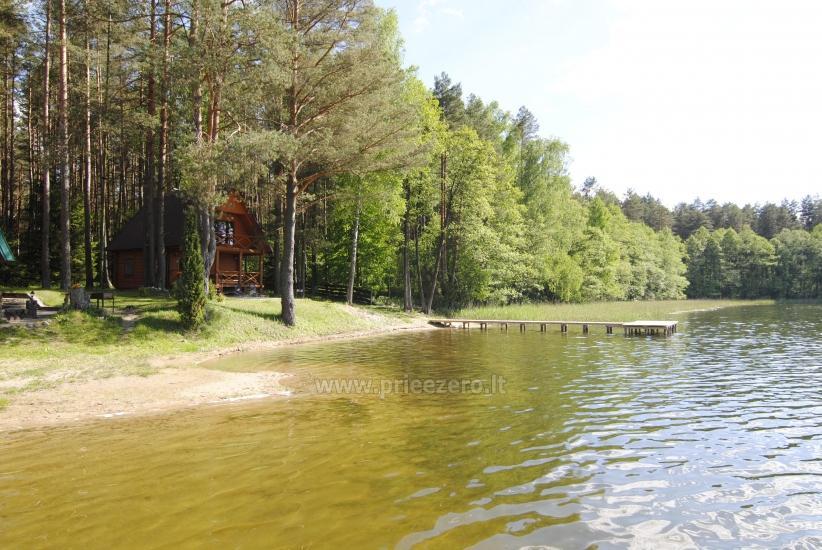 Sodyba Giedavardys'' ant Giedavardžio ežero kranto - 15 kilometrų nuo Druskininkų - 17
