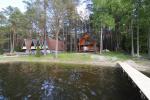 Sodyba ,,Giedavardys'' ant Giedavardžio ežero kranto - 15 kilometrų nuo Druskininkų