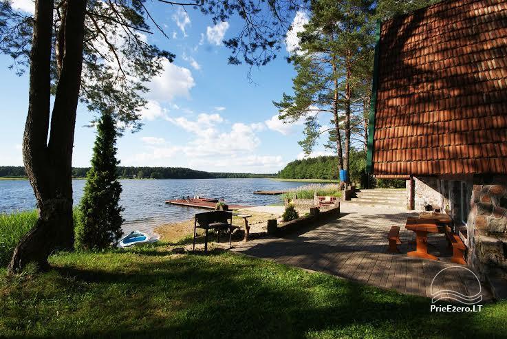 Sodyba Giedavardys'' ant Giedavardžio ežero kranto - 15 kilometrų nuo Druskininkų - 1
