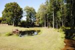 Sodyba Dzūkijos uoga šalia Druskininkų, prie Viršurodukio upelio ir tvenkinio - 9