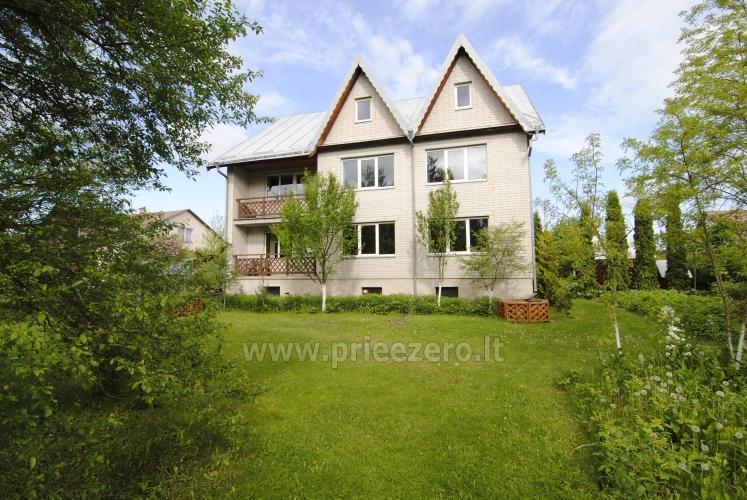 Kambarių ir apartamentų nuoma Gulbės name Druskininkuose - 1