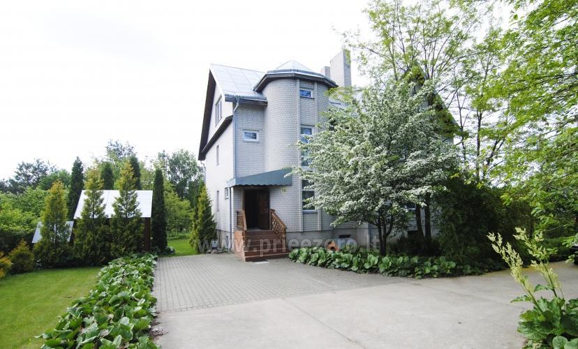 Kambarių ir apartamentų nuoma Gulbės name Druskininkuose. - 2