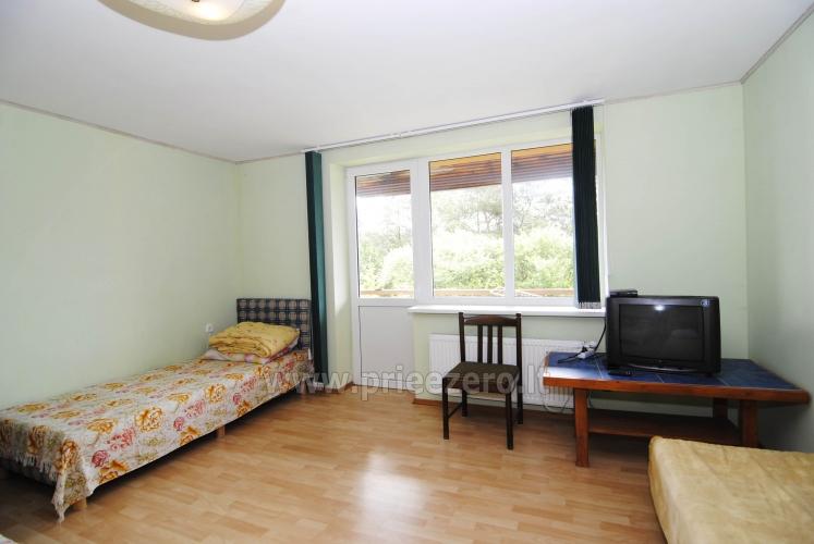 Kambarių ir apartamentų nuoma Gulbės name Druskininkuose. - 16