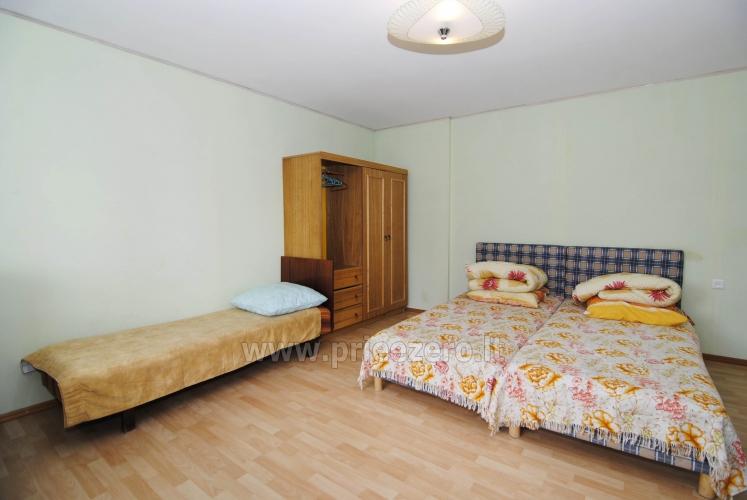 Kambarių ir apartamentų nuoma Gulbės name Druskininkuose. - 17