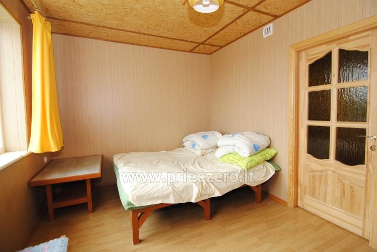 Kambarių ir apartamentų nuoma Gulbės name Druskininkuose. - 25