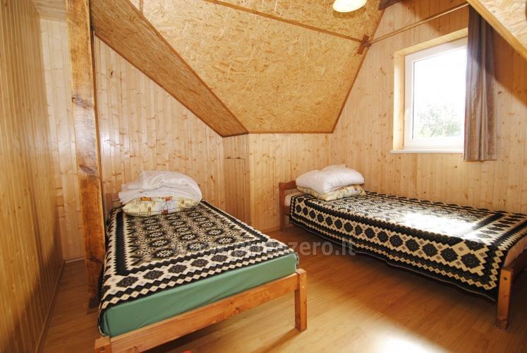 Kambarių ir apartamentų nuoma Gulbės name Druskininkuose. - 27