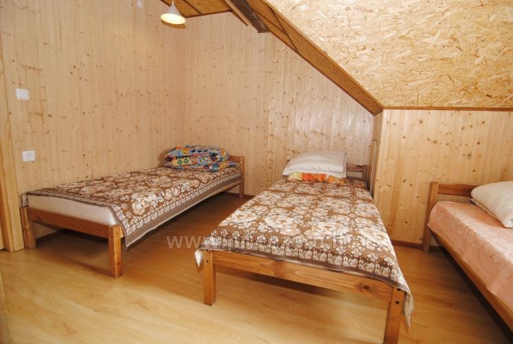 Kambarių ir apartamentų nuoma Gulbės name Druskininkuose. - 28