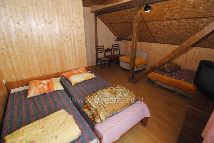 Kambarių ir apartamentų nuoma Gulbės name Druskininkuose. - 31
