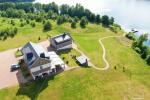 Vila ILGAI – nauja ir šiuolaikiška sodyba prie ežero šalia Trakų - 2