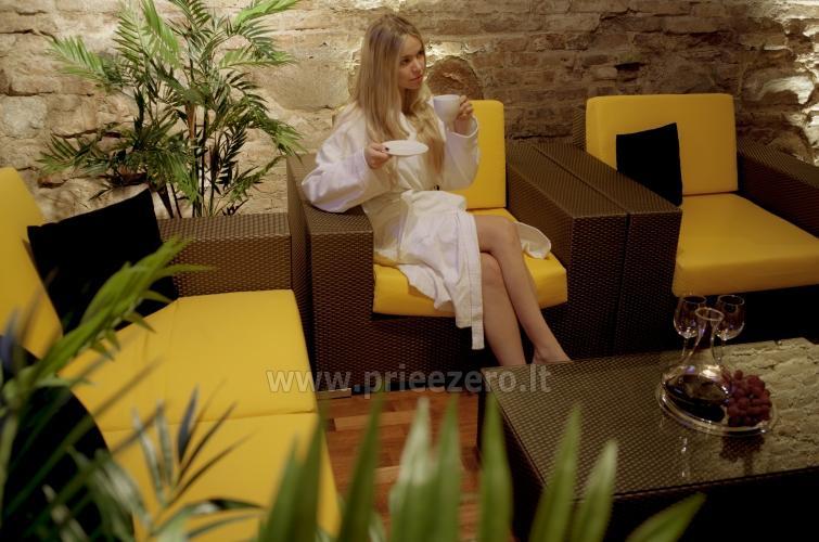 Pobūvių salė, pirčių kompleksas, sūkurinė vonia Vilniuje Barboros svajos - 5