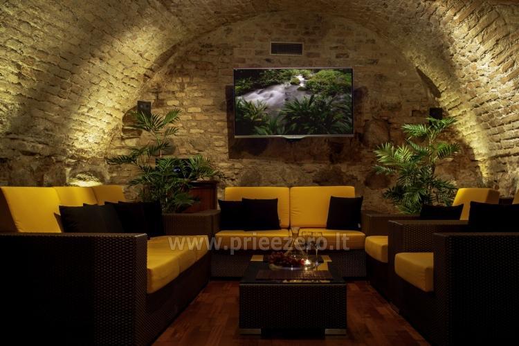 Pobūvių salė, pirčių kompleksas, sūkurinė vonia Vilniuje Barboros svajos - 4