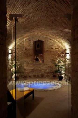Pobūvių salė, pirčių kompleksas, sūkurinė vonia Vilniuje Barboros svajos - 3