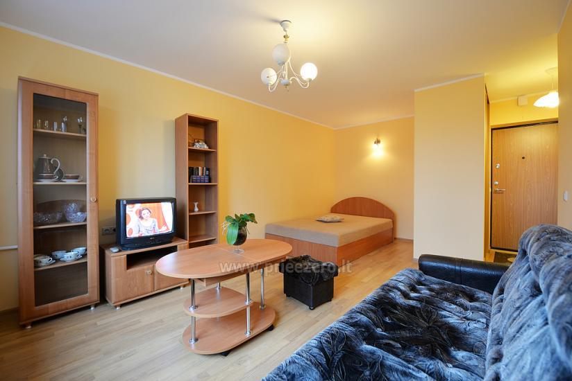 Vestos apartamentai centrinėje gatvėje Druskininkuose - 1