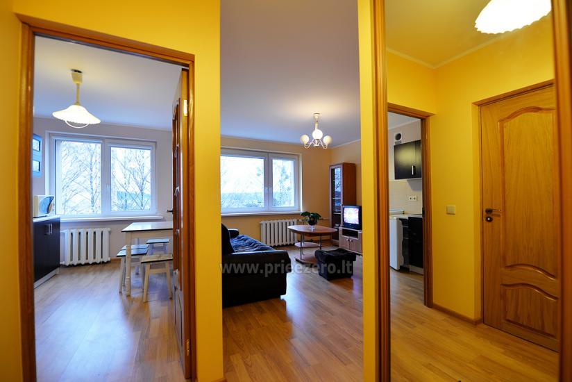 Vestos apartamentai centrinėje gatvėje Druskininkuose - 7