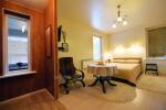 Kompaktiško buto nuoma Druskininkų senamiestyje. Yra židinys, WiFi.